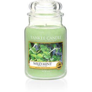 Yankee Candle Large Jar Wild Mint