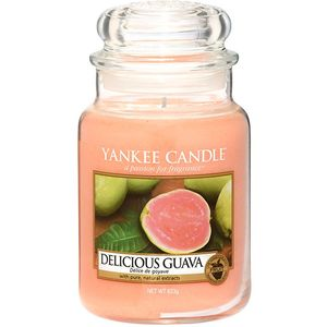 Yankee Candle Large Jar Delicious Guava