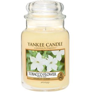 Yankee Candle Large Jar Tobacco Flower