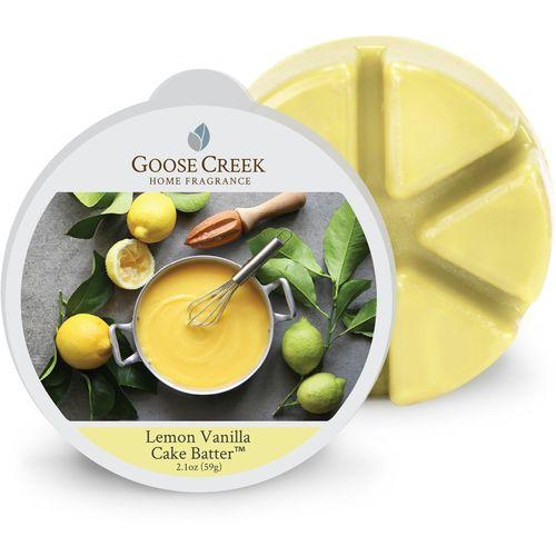 Goose Creek Wax Melts - Lemon Vanilla Cake Batter