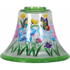 Aroma Jar Candle Lamp Shade: Butterflies