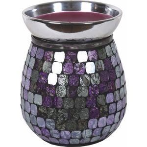 Aroma Electric Wax Melt Burner: Purple Mirror