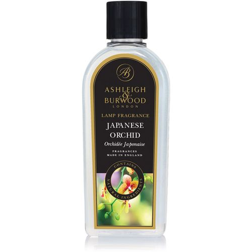 Ashleigh & Burwood Lamp Fragrance 500ml - Japanese Orchid