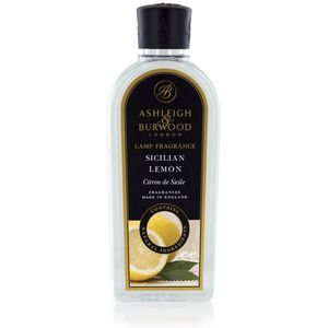 Lamp Fragrance 500ml - Sicilian Lemon
