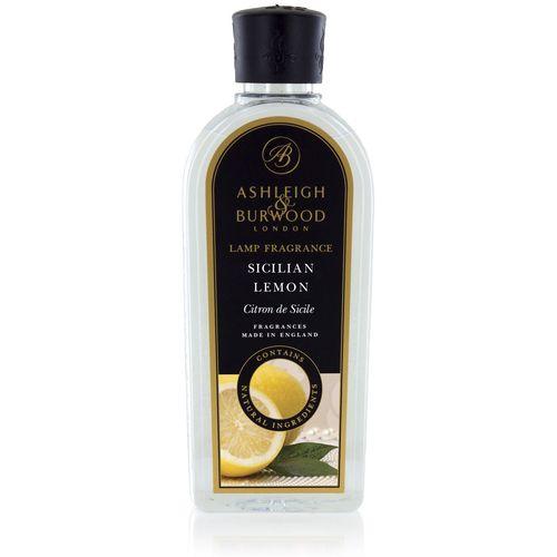 Ashleigh & Burwood Lamp Fragrance 500ml Scillian Lemon