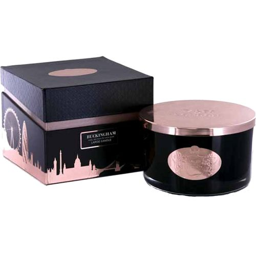 Ashleigh & Burwood Scented Multiwick Candle Tales of London Collection Buckingham