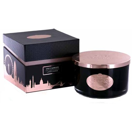 Ashleigh & Burwood Scented Multiwick Candle - Tales of London Collection: Piccadilly