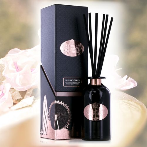 Ashleigh & Burwood Reed Diffuser - Tales of London Collection: Buckingham