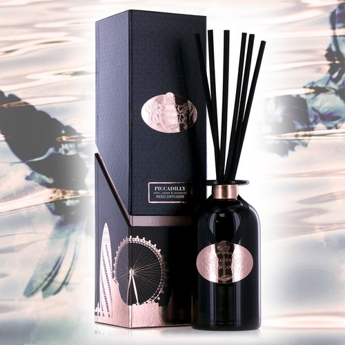 Ashleigh & Burwood Reed Diffuser - Tales of London Collection: Piccadilly