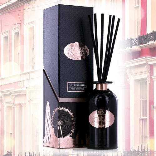 Ashleigh & Burwood Reed Diffuser - Tales of London Collection: Notting Hill
