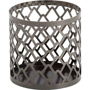 Yankee Candle Jar Holder Modern Pinecone