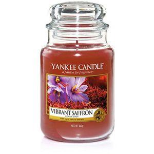 Yankee Candle Large Jar Vibrant Saffron