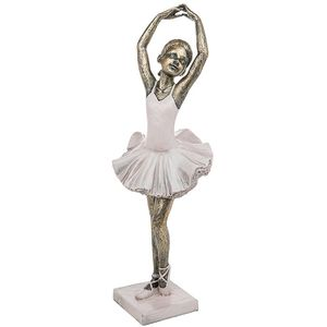 Pretty Ballerina Figurine Relieve Pose