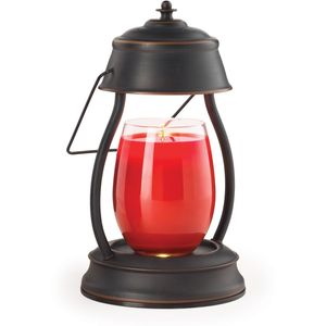 Hurricane Candle Warmer Lamp - Oil
