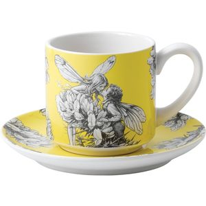 Flower Fairies Cup & Saucer Set - Gorse