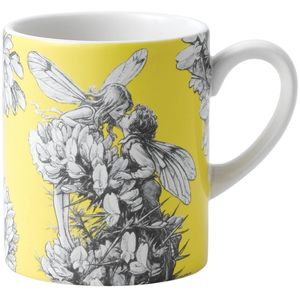 Flowers Fairies Gorse Mug