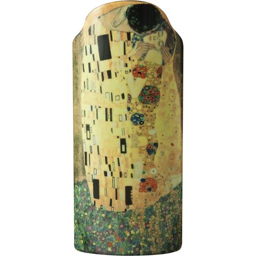 Klimt - The Kiss Dartington Crystal John Beswick
