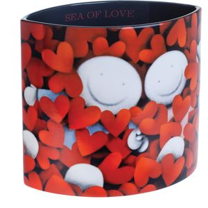 John Beswick Doug Hyde Sea of Love Vase