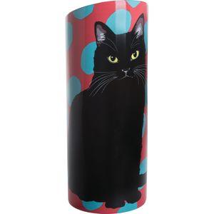 John Beswick Leslie Gerry Cat Vase