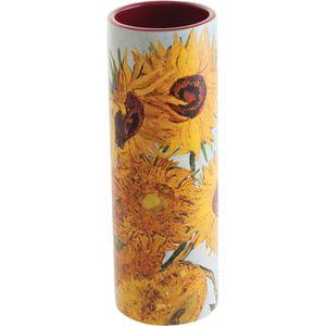John Beswick Vase - Van Gogh Sunflowers (Small)