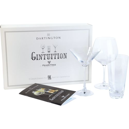 Gintuition Three Pack Glassware
