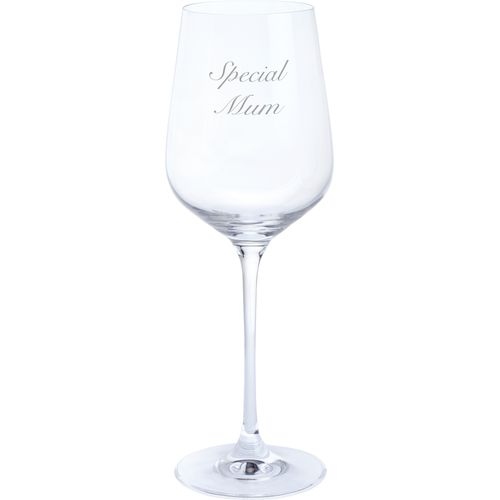 Wine Glass - Special Mum Glassware Dartington Crystal Mum Gift