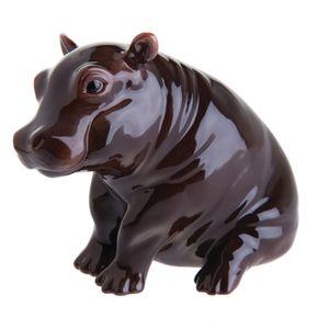 John Beswick Hippo Calf Figurine