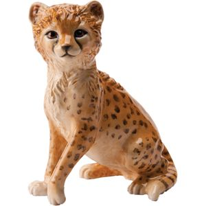 John Beswick Africa Baby Cheetah Cub Figurine