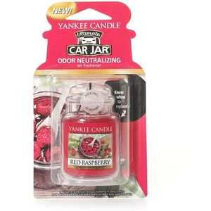 Yankee Candle Ultimate Car Jar - Red Raspberry