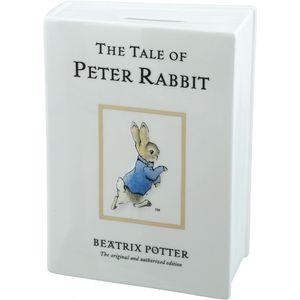 Beatrix Potter Ceramic Money Bank - The Tale of Peter Rabbit
