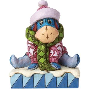 Disney Traditions Waiting for Spring (Eeyore) Figurine