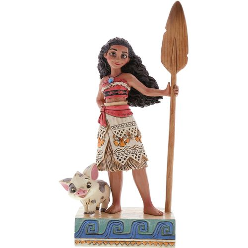Find Your Own Way (Moana Disney Traditions Figurine)