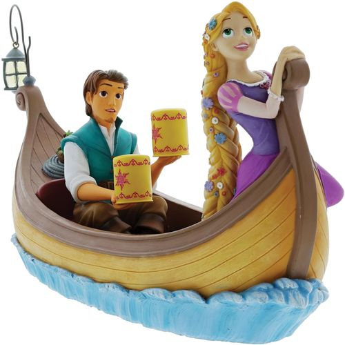 I see The Light (Rapunzel & Flynn Rider Figurine) Disney Enchanting