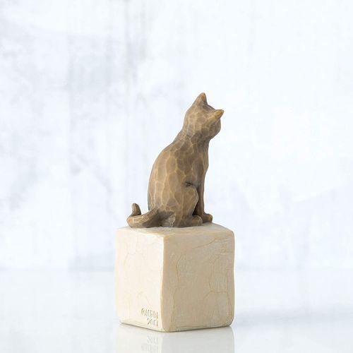 Willow Tree Love My Cat Figurine 27684