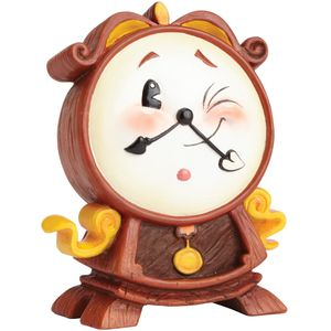Miss Mindy Disney Cogsworth Figurine
