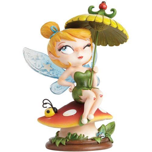 Tinker Bell Figurine Disney Miss Mindy Figurine Gift Boxed