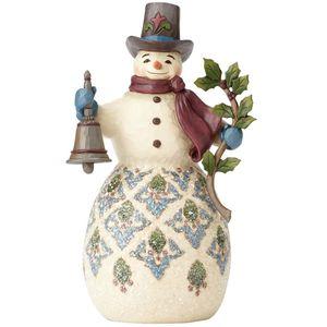 Heartwood Creek Bright & Merry (Victorian Snowman)