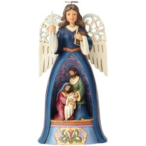 Heartwood Creek Angel Figurine - A Saviour for All