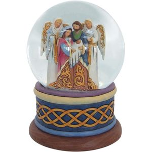 Heartwood Creek Waterball - Nativity Scene