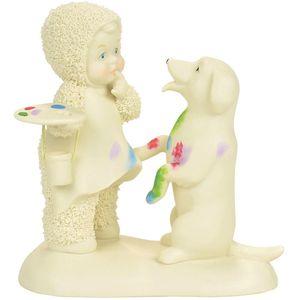 Snowbabies Artistic Endeavours Figurine