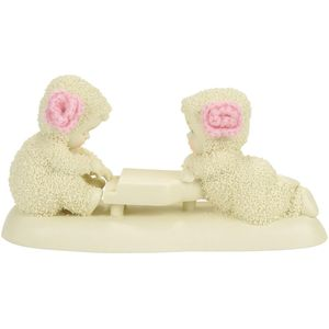 Snowbabies Figurine - Love Song