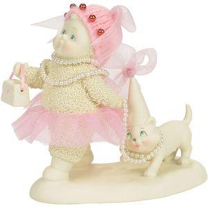Snowbabies Figurine - The Glam Squad
