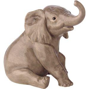 John Beswick Elephant Calf Figurine
