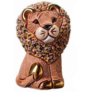 De Rosa Confetti Lion (brown)