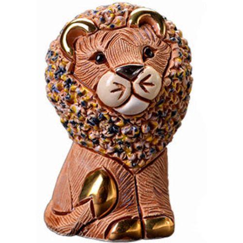 De Rosa Brown Lion Figurine B06B
