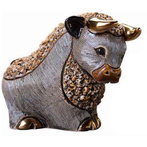 De Rosa Black Bull Figurine