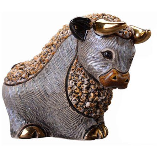De Rosa Black Bull Figurine B07B