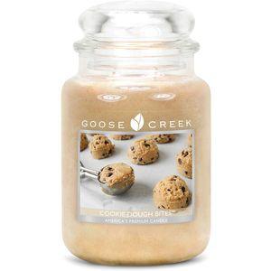 Goose Creek Large Jar Candle - Cookie Dough Bites