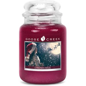 Goose Creek Large Jar Candle - Christmas Magic
