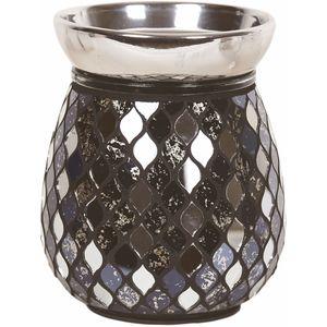 Aroma Electric Wax Melt Burner: Black Mirror
